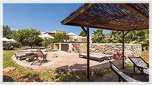 Foto Bienvenidos hotel rural ibiza